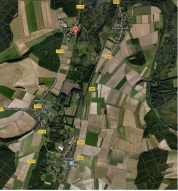 11_Topo-guide La Somme - Le Pays du Trait Vert Map