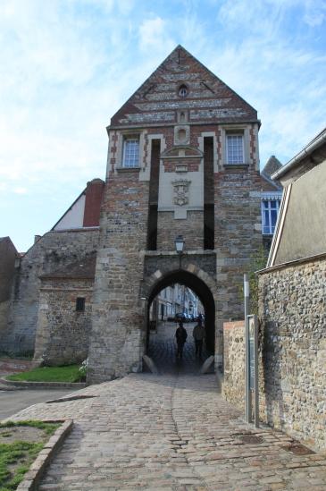 La Porte de la vielle Ville